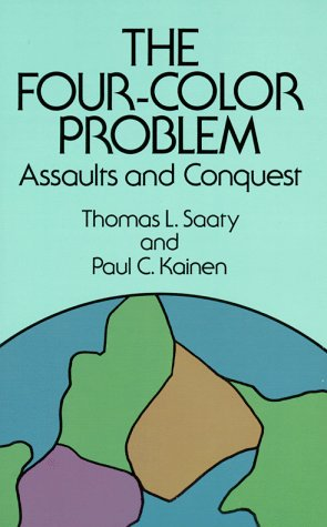 The Four-Color Problem: Assaults and Conquest 9780486650920