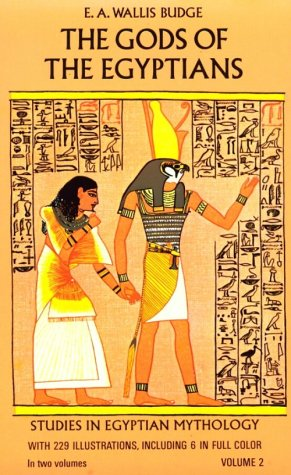 The Gods of the Egyptians, Volume 2 9780486220567
