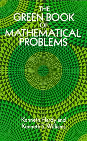 The Green Book of Mathematical Problems 9780486695730