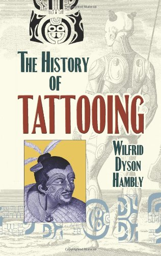 The History of Tattooing 9780486468129