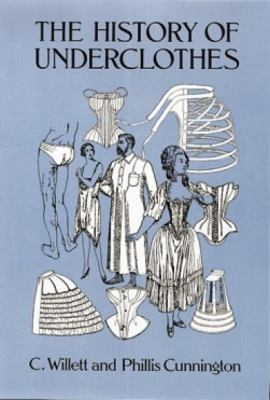 The History of Underclothes 9780486271248