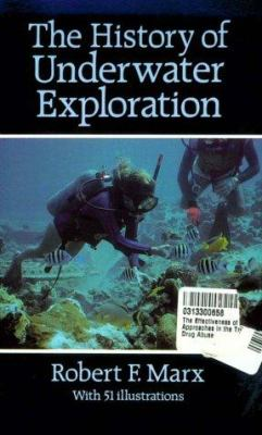 The History of Underwater Exploration 9780486264875