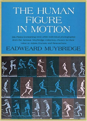 The Human Figure in Motion 9780486202044