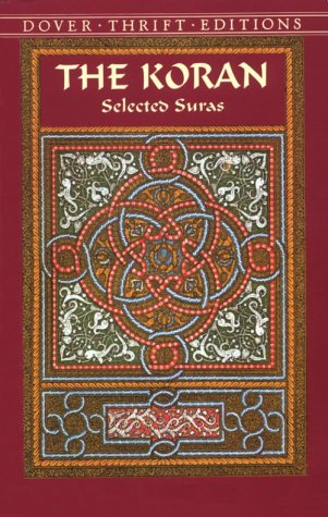 The Koran: Selected Suras 9780486414256