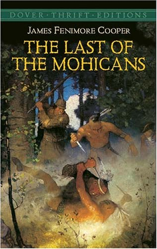 a review of the novel the last of the mohicans by james fennimore cooper From the opening of the last of the mohicans, in which daniel  film version of  james fenimore cooper's classic novel will not be stuffy.