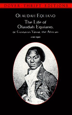The Life of Olaudah Equiano 9780486406619
