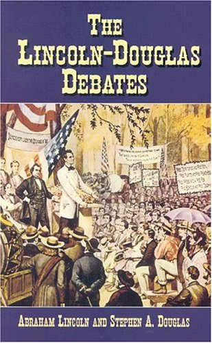 The Lincoln-Douglas Debates 9780486435435