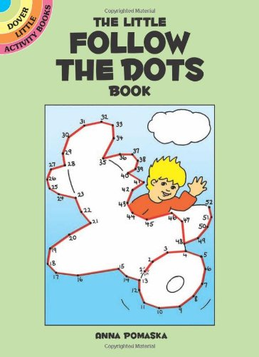 The Little Follow-The-Dots Book 9780486251578