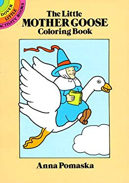 The Little Mother Goose Coloring Book 9780486251585