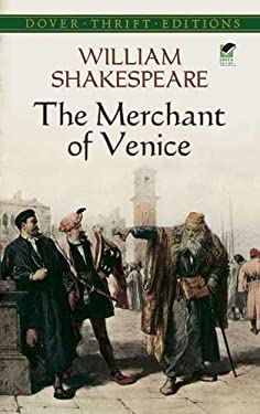 The Merchant of Venice 9780486284927