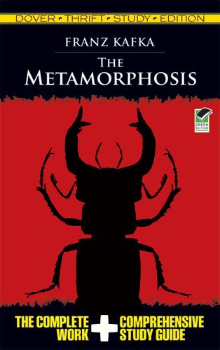 The Metamorphosis Thrift Study Edition 9780486475714