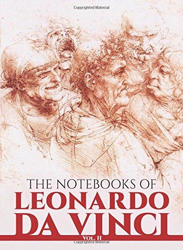 The Notebooks of Leonardo Da Vinci, Vol. 2 9780486225739