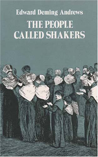 The People Called Shakers 9780486210810