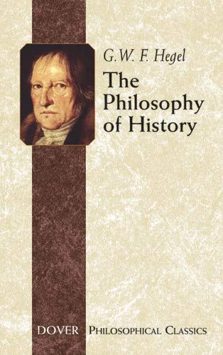 The Philosophy of History 9780486437552