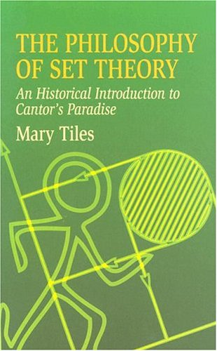 The Philosophy of Set Theory: An Historical Introduction to Cantor's Paradise 9780486435206