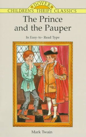 The Prince and the Pauper 9780486293837