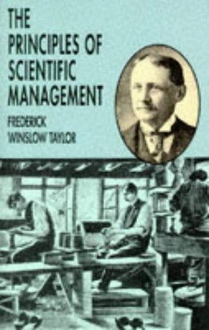 The Principles of Scientific Management 9780486299884