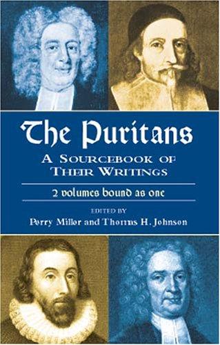 The Puritans 9780486416014