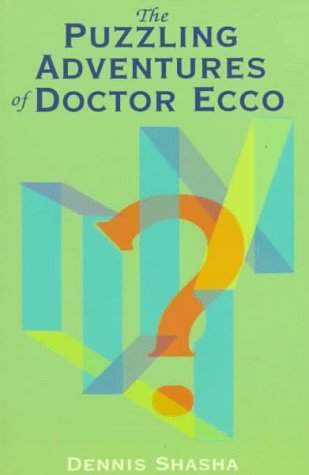 The Puzzling Adventures of Dr. Ecco 9780486296159