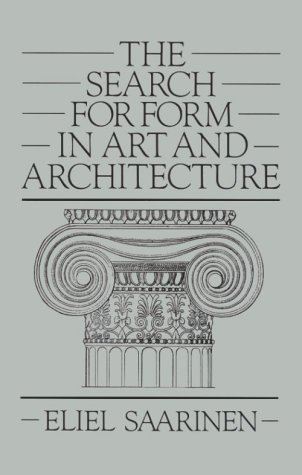 The Search for Form in Art and Architecture 9780486249070