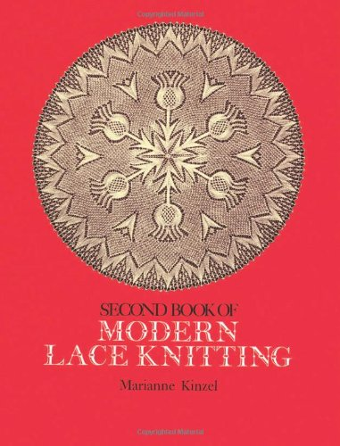 Second Book of Modern Lace Knitting Second Book of Modern Lace Knitting 9780486229058