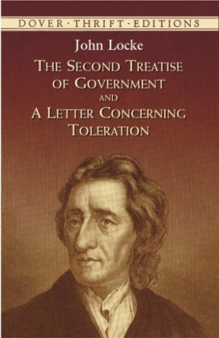 The Second Treatise of Government and a Letter Concerning Toleration 9780486424644