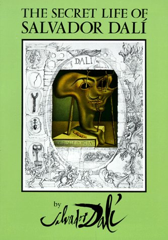 The Secret Life of Salvador Dali 9780486274546