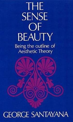 The Sense of Beauty 9780486202389