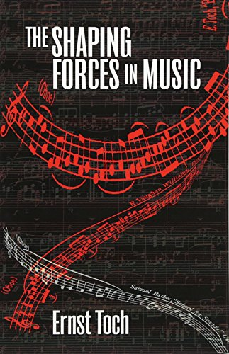 The Shaping Forces in Music 9780486233468