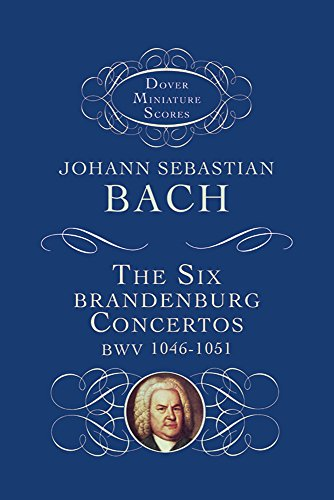 The Six Brandenburg Concertos 9780486297958