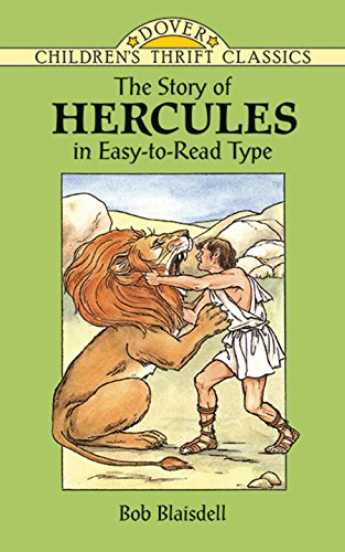 The Story of Hercules 9780486297682