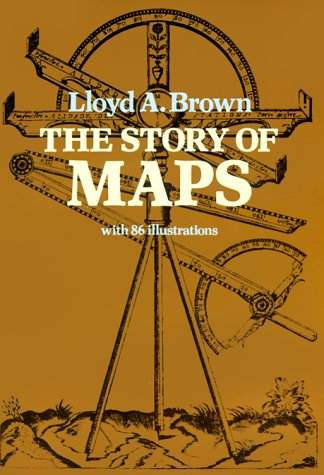 The Story of Maps 9780486238739