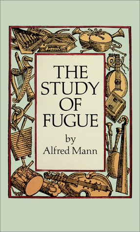 The Study of Fugue 9780486254395