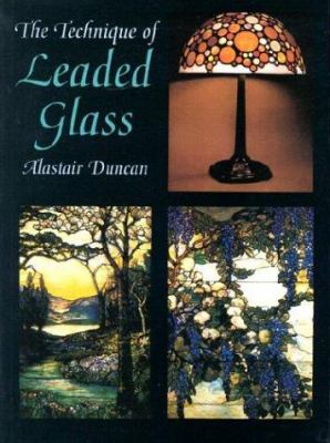 The Technique of Leaded Glass 9780486426075