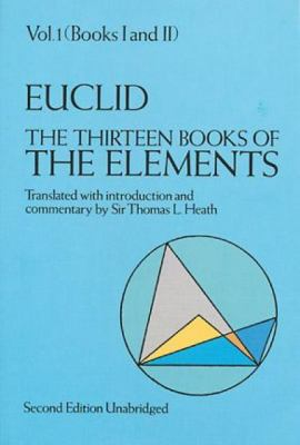 The Thirteen Books of the Elements, Vol. 1 9780486600888