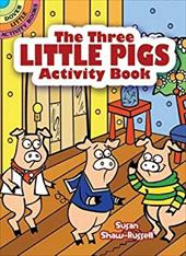The Three Little Pigs Activity Book 1605692