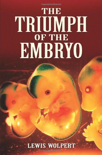 The Triumph of the Embryo 9780486469294