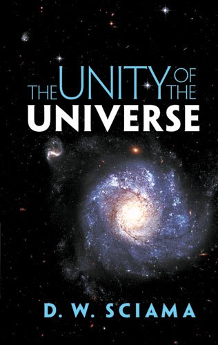 The Unity of the Universe 9780486472058