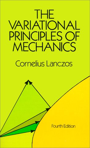 The Variational Principles of Mechanics 9780486650678