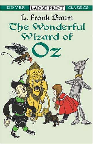 The Wonderful Wizard of Oz 9780486422480