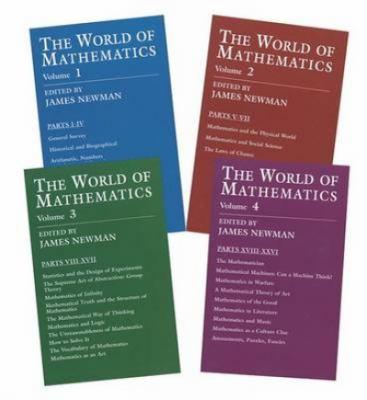 The World of Mathematics Set 9780486432687