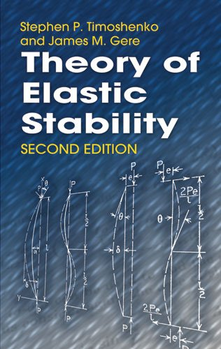 Theory of Elastic Stability 9780486472072