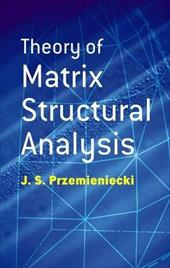 Theory of Matrix Structural Analysis 1606539