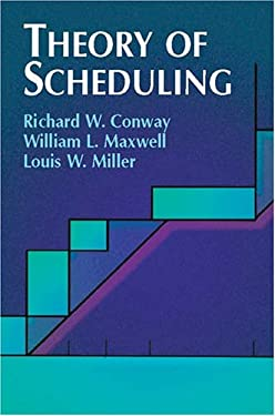 Theory of Scheduling 9780486428178
