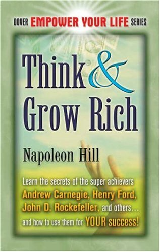 Think & Grow Rich 9780486459462