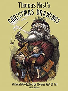 Thomas Nast's Christmas Drawings 9780486236605