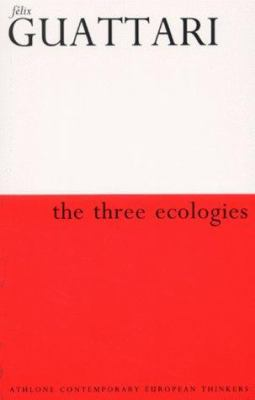 Three Ecologies 9780485006087