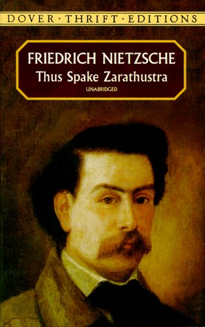 Thus Spake Zarathustra 9780486406633