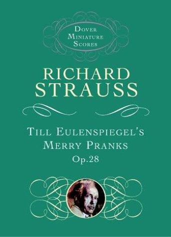 Till Eulenspiegel's Merry Pranks 9780486408699