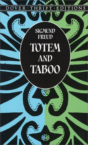 Totem and Taboo 9780486404349